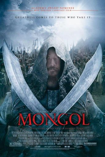 Watch Mongol: The Rise of Genghis Khan