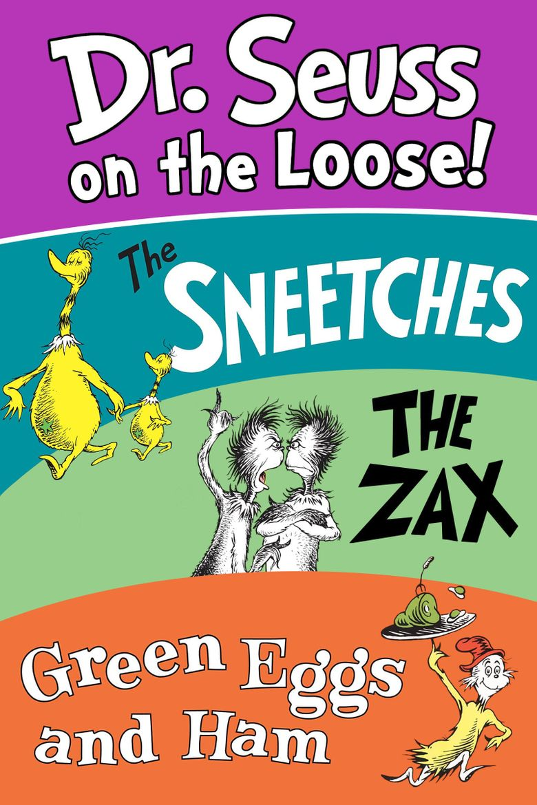 Dr. Seuss on the Loose Poster