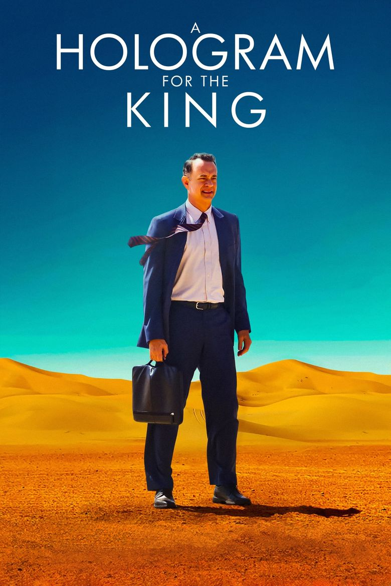 A Hologram for the King Poster