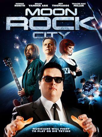 Moon Rock City Poster