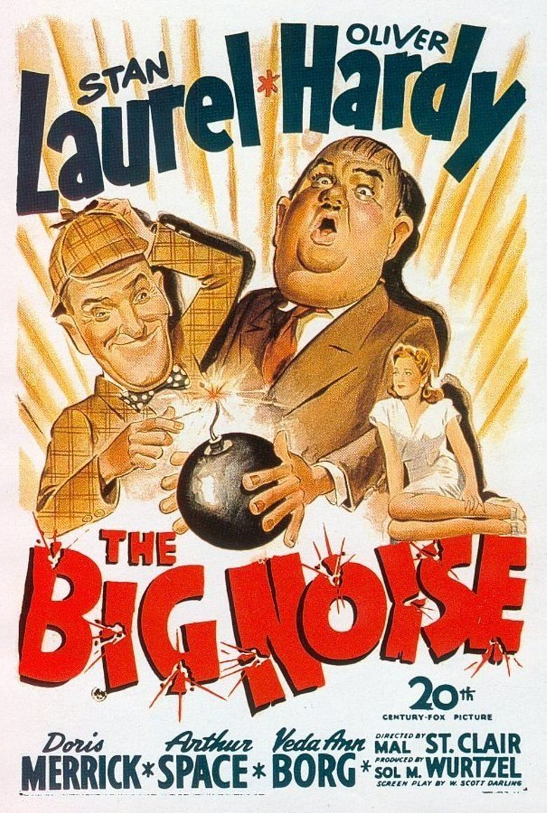 The Big Noise Poster