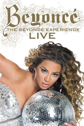 The Beyoncé Experience Live Poster