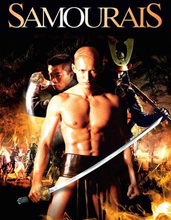 Samouraïs Poster