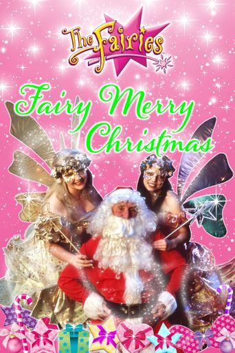 The Fairies - Fairy Merry Christmas Poster