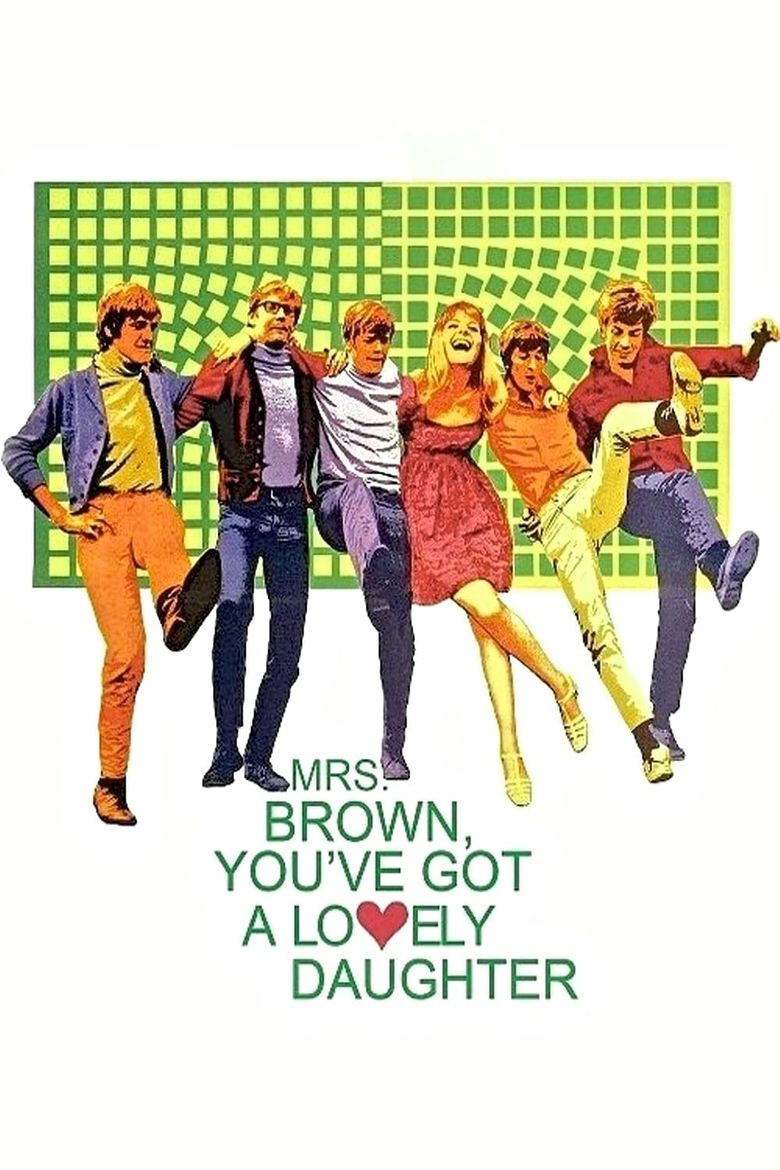 Mrs. Brown, You've Got a Lovely Daughter Poster