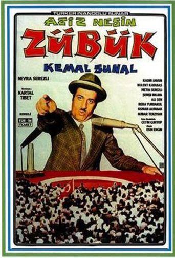 Zübük Poster