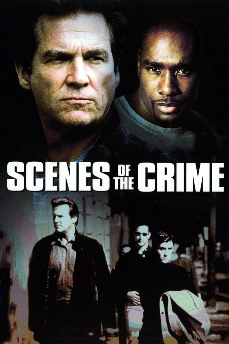 Scenes of the Crime Poster