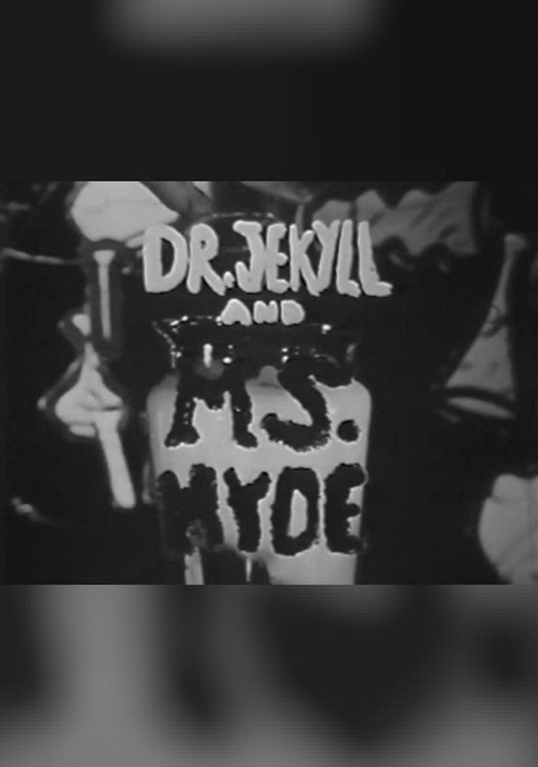Dr. Jeckyll and Ms. Hyde Poster