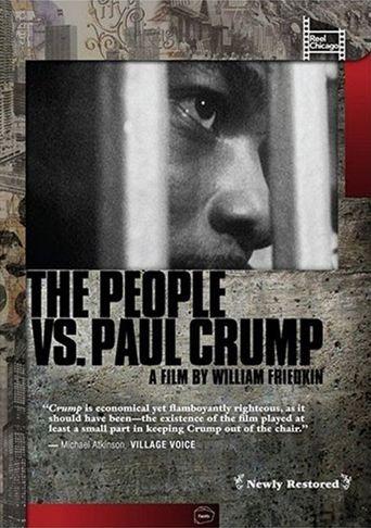 The People vs. Paul Crump Poster