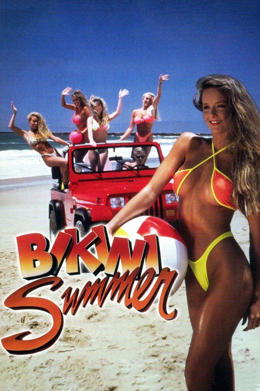 Bikini Summer Poster