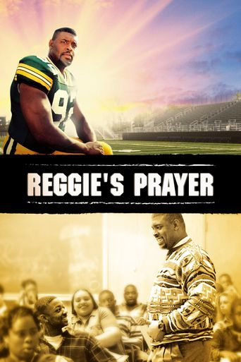 Reggie's Prayer Poster