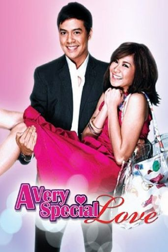 A Very Special Love Poster