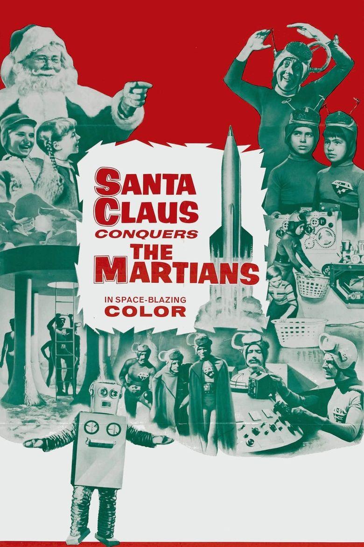 Watch Santa Claus Conquers the Martians