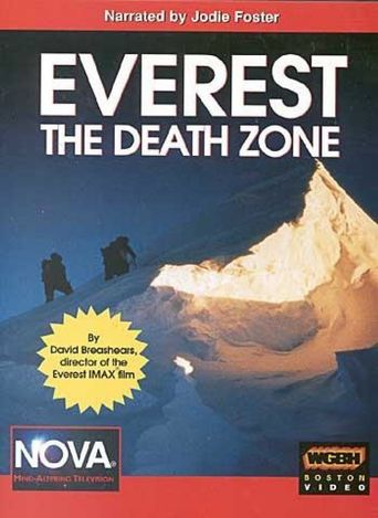 Everest The Death Zone Poster