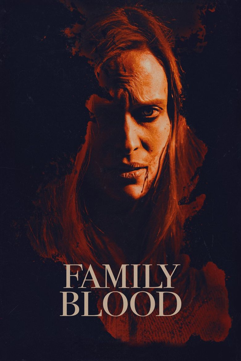 Family Blood Poster