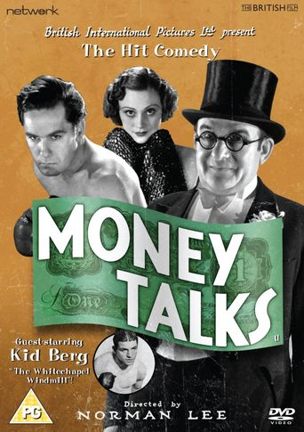 Money Talks Poster