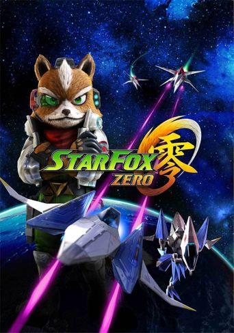 Star Fox Zero: The Battle Begins Poster