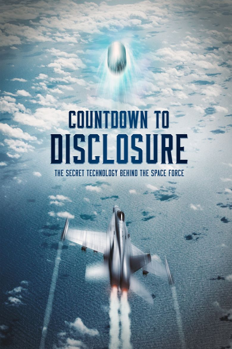 Countdown to Disclosure: The Secret Technology Behind the Space Force Poster