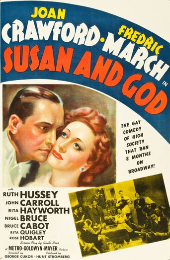 Susan and God Poster
