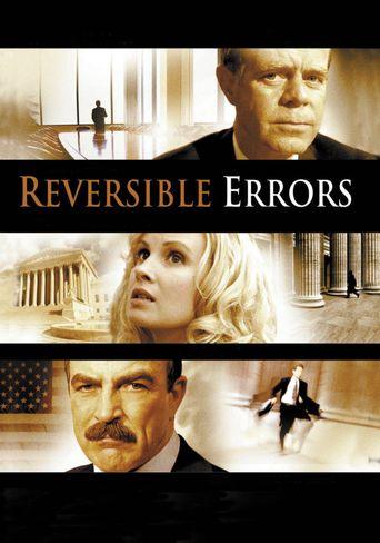 Reversible Errors Poster
