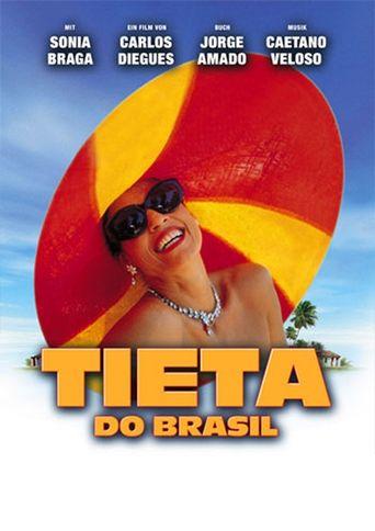 Tieta of Brasil Poster
