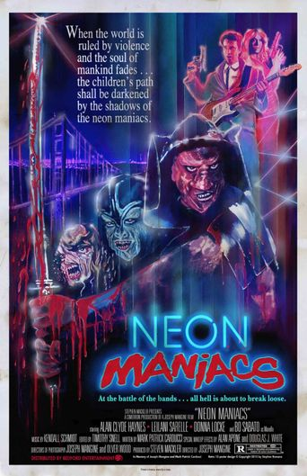 Watch Neon Maniacs
