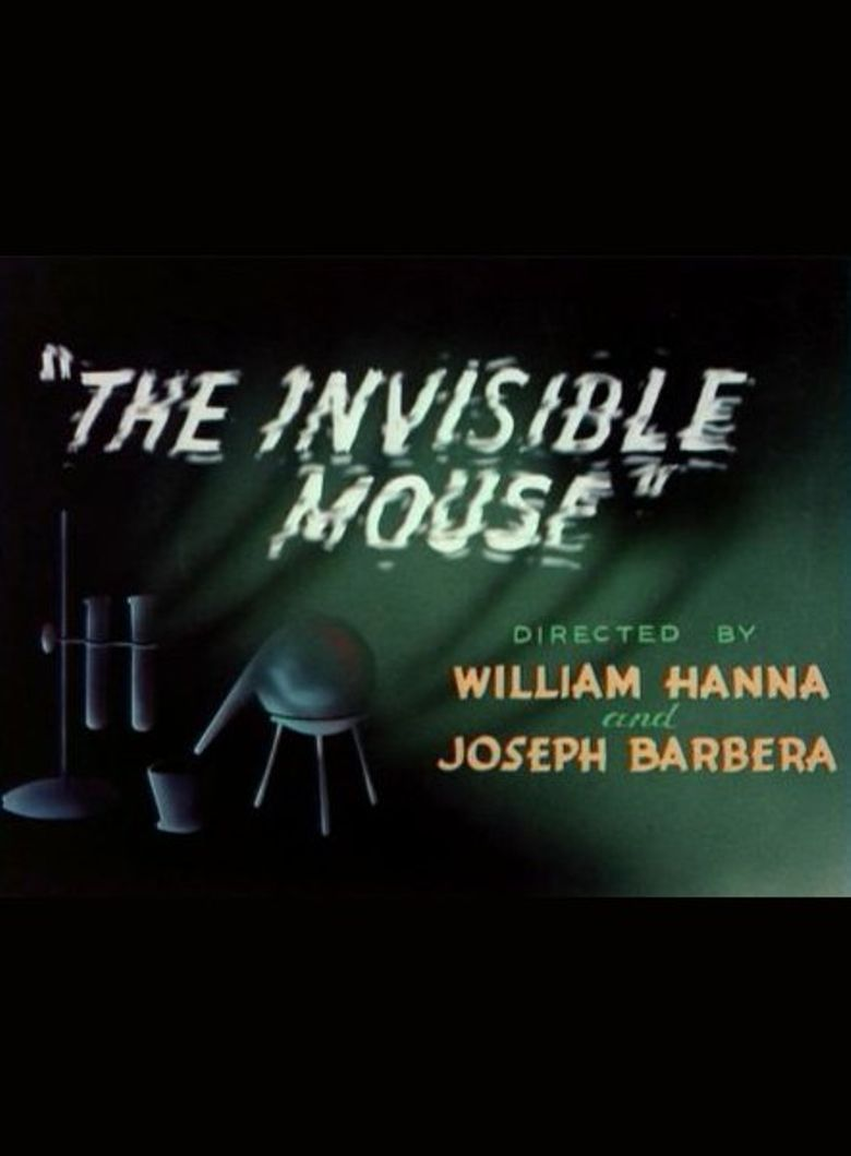 The Invisible Mouse Poster