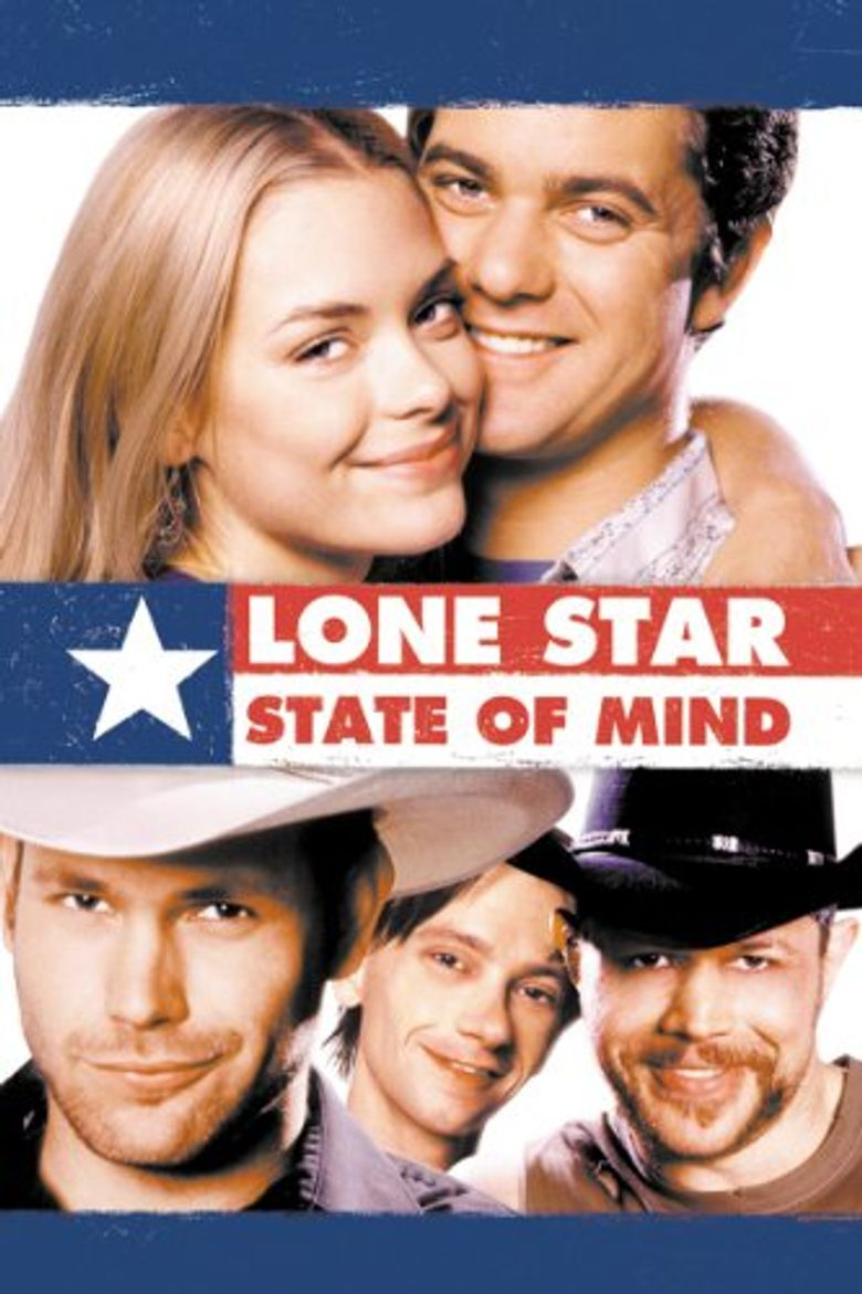 Lone Star State of Mind Poster