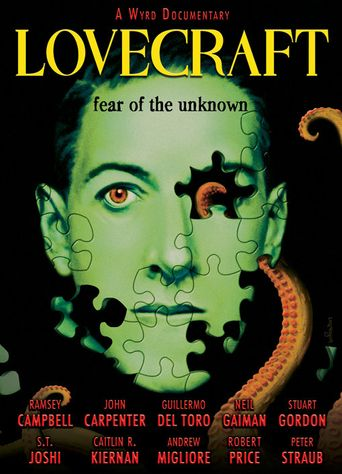 Lovecraft: Fear of the Unknown Poster