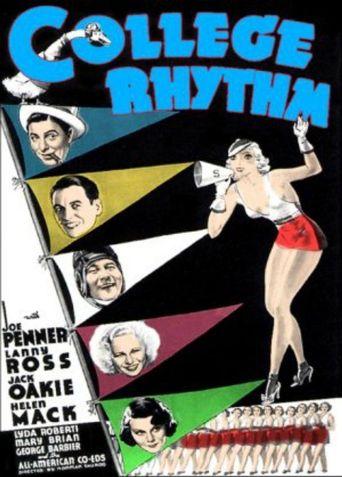 College Rhythm Poster