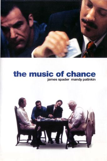 The Music of Chance Poster
