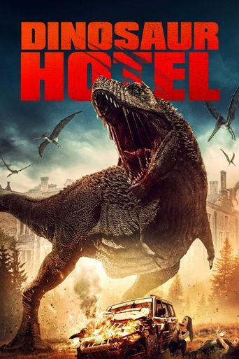 Dinosaur Hotel Poster