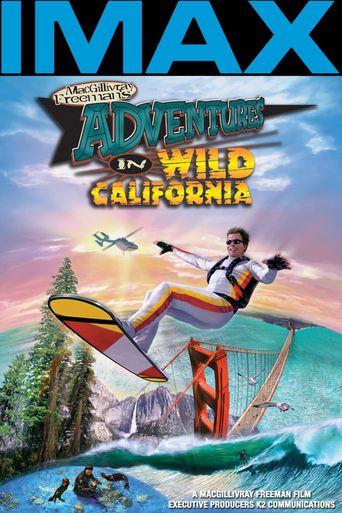 Adventures in Wild California Poster