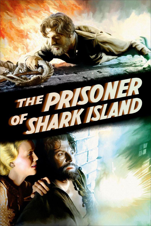 The Prisoner of Shark Island Poster