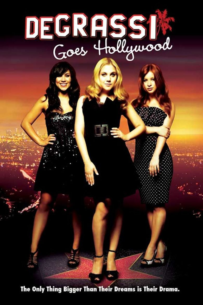Degrassi Goes Hollywood Poster