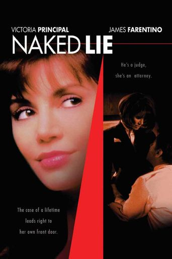 Naked Lie Poster