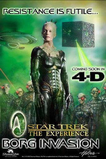Star Trek: The Experience - Borg Invasion 4D Poster