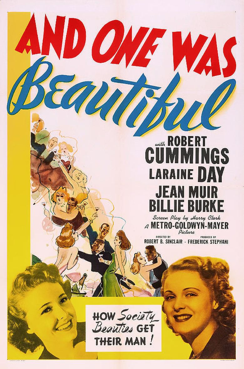 And One Was Beautiful Poster