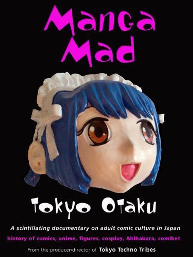 Manga Mad Poster
