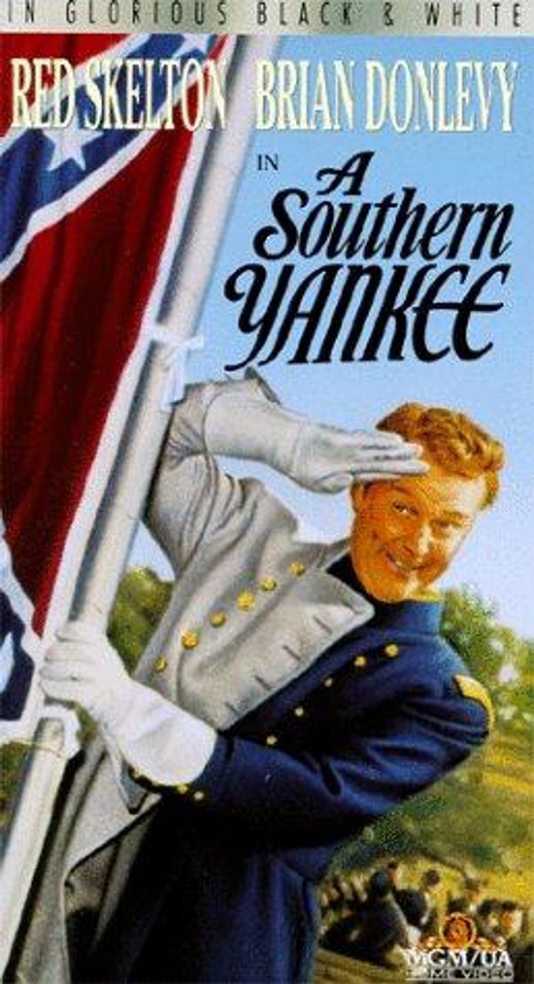 A Southern Yankee Poster