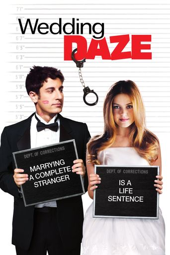 Wedding Daze Poster