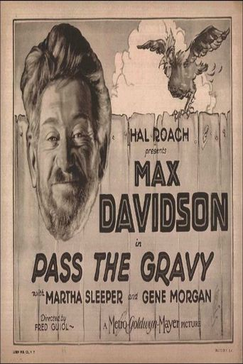 Pass the Gravy Poster