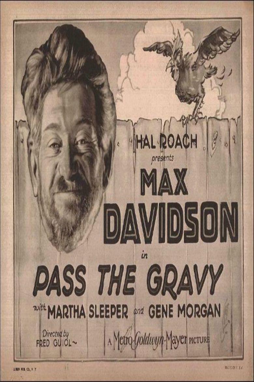 Pass the Gravy Poster