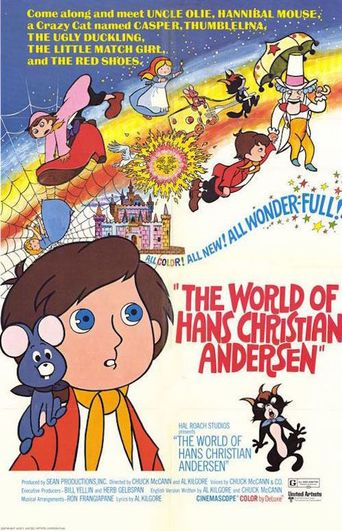 The World of Hans Christian Andersen Poster