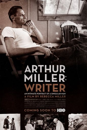 Watch Arthur Miller: Writer