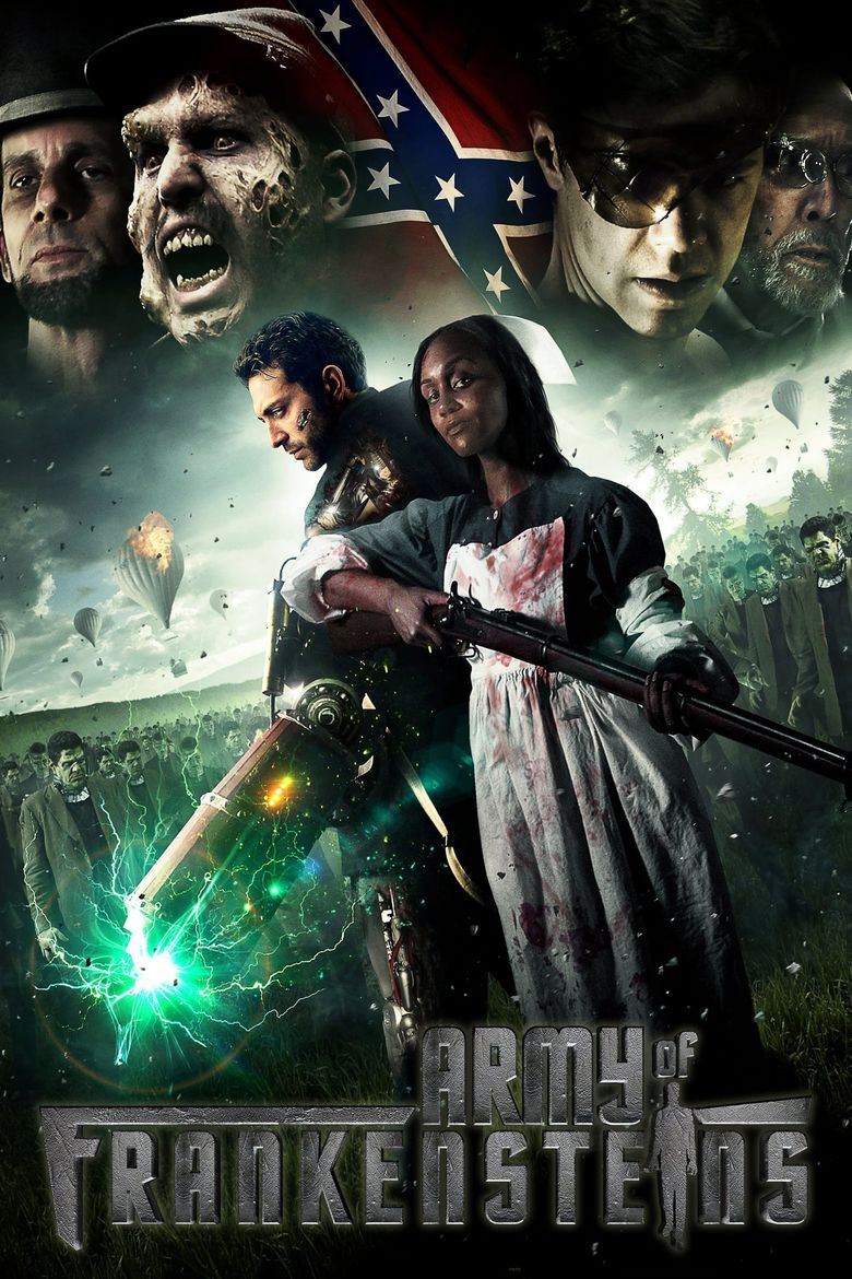 Army of Frankensteins Poster