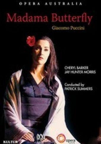 Opera Australia: Madama Butterfly Poster