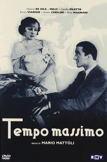 Tempo massimo Poster