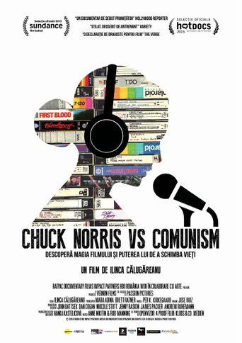Chuck Norris vs Communism Poster