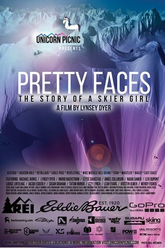 Pretty Faces - The Story of a Skier Girl Poster
